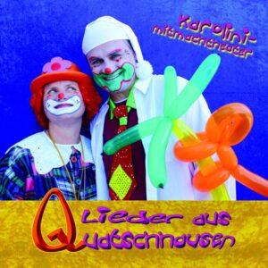 Frontcover Lieder aus Quatschhausen